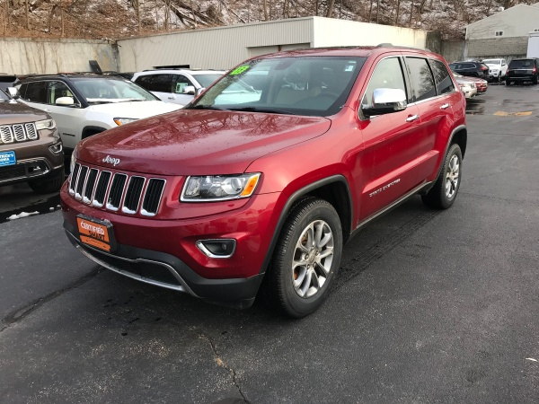 2015 Jeep Grand Cherokee in Ansonia, CT