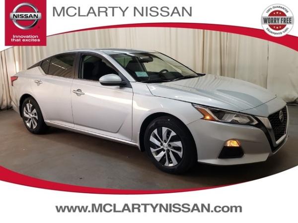 2020 Nissan Altima in North Little Rock, AR