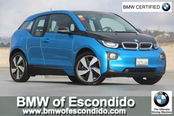 2017 BMW i3 in Escondido, CA