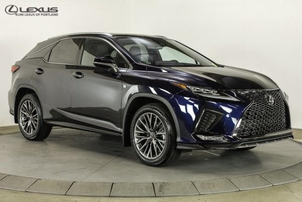 2020 Lexus RX in Portland, OR