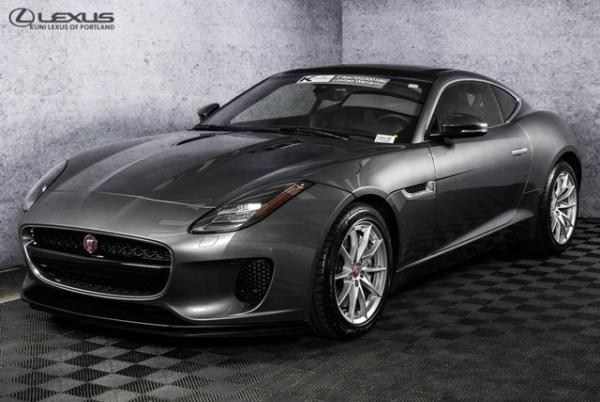 2018 Jaguar F-Type Coupe 2.0T RWD Automatic