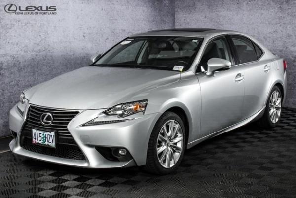 2016 Lexus IS IS 300