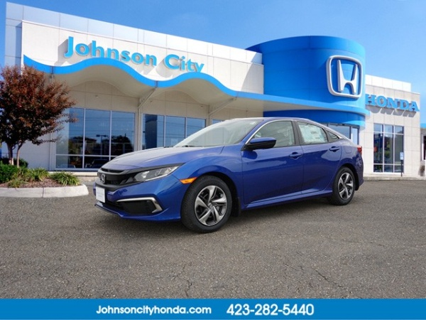 2020 Honda Civic in Johnson City, TN