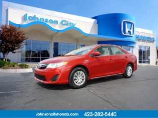 Used 2014 Toyota Camry 2014 Hybrid LE For Sale In Johnson City, TN