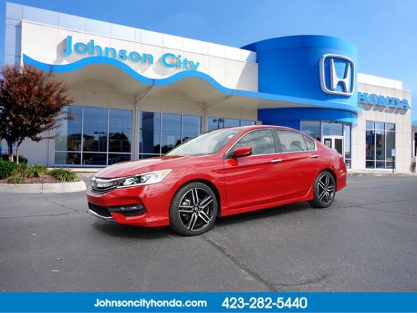2017 Honda Accord in Johnson City, TN