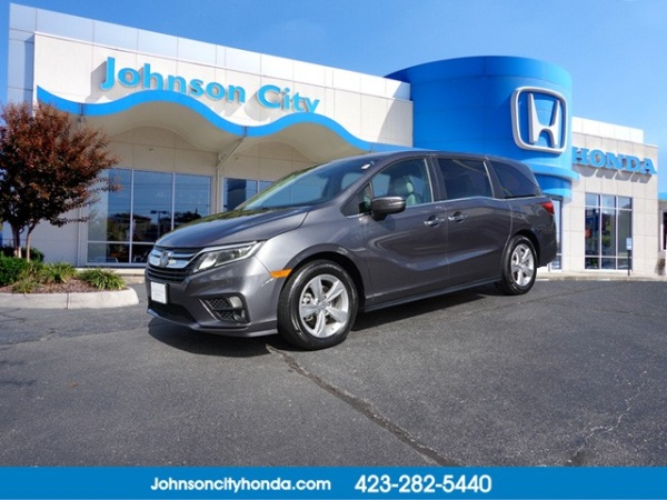 2018 Honda Odyssey in Johnson City, TN
