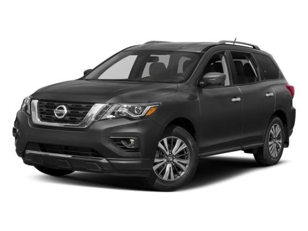 2017 Nissan Pathfinder in Woodside, NY