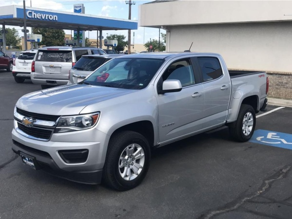 2018 Chevrolet Colorado in Spanish Fork, UT