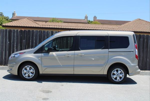 2016 Ford Transit Connect Wagon in Half Moon Bay, CA