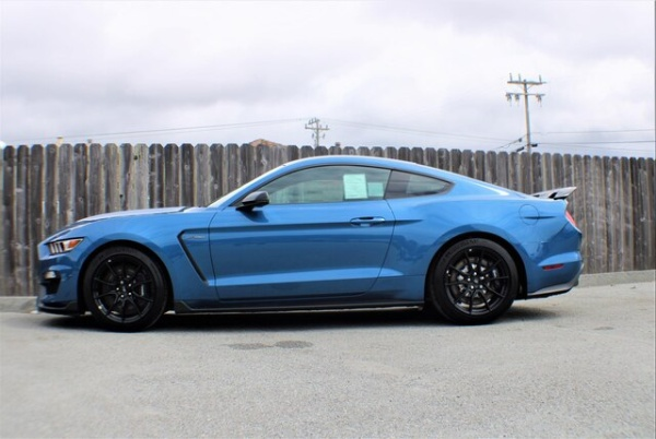 2019 Ford Mustang in Half Moon Bay, CA
