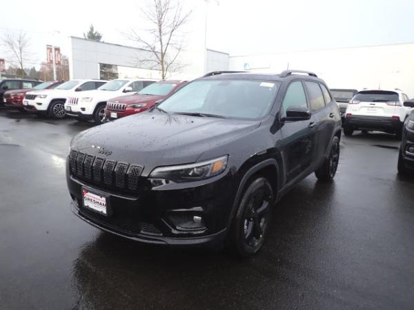 2020 Jeep Cherokee in Gresham, OR
