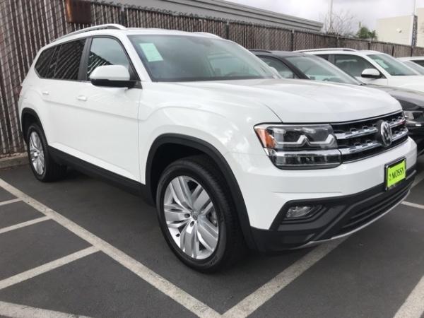 2019 Volkswagen Atlas in Escondido, CA