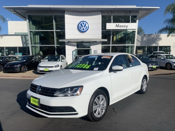 2017 Volkswagen Jetta in Escondido, CA
