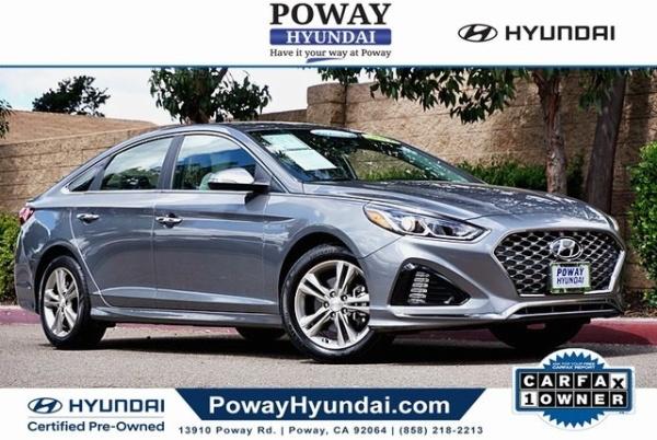 2019 Hyundai Sonata in Poway, CA