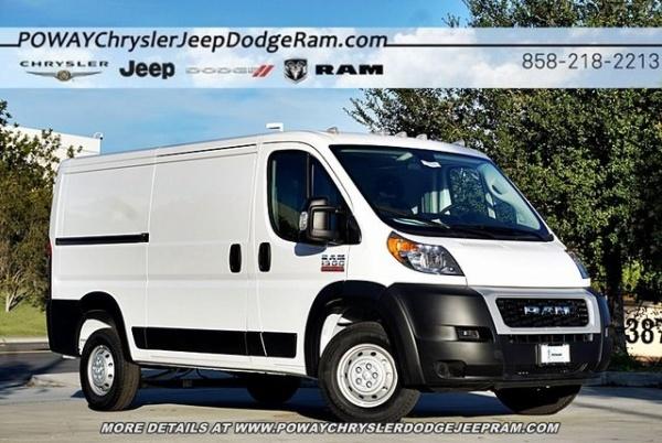 2019 Ram ProMaster Cargo Van in Poway, CA