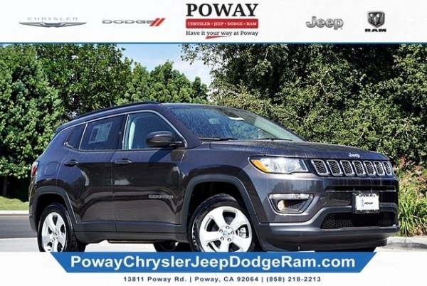 2018 Jeep Compass in Poway, CA