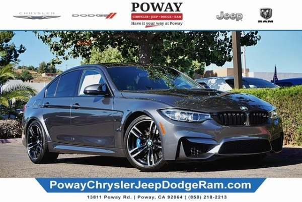 2018 BMW M3 M3
