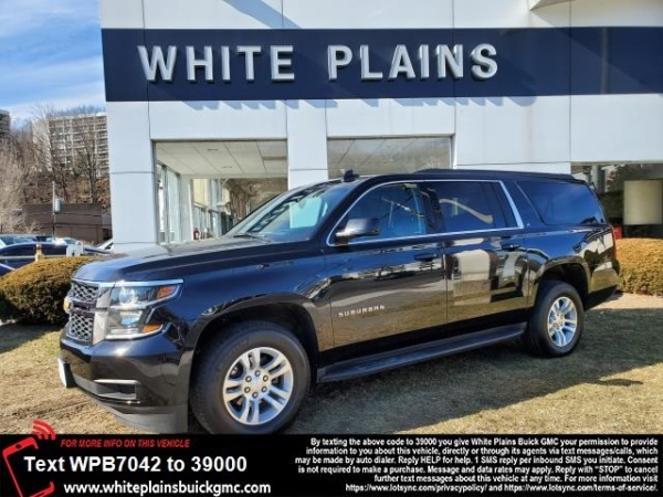 2019 Chevrolet Suburban in White Plains, NY