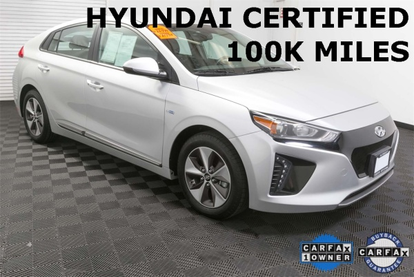 2017 Hyundai Ioniq Electric Base