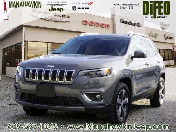 2020 Jeep Cherokee in Manahawkin, NJ