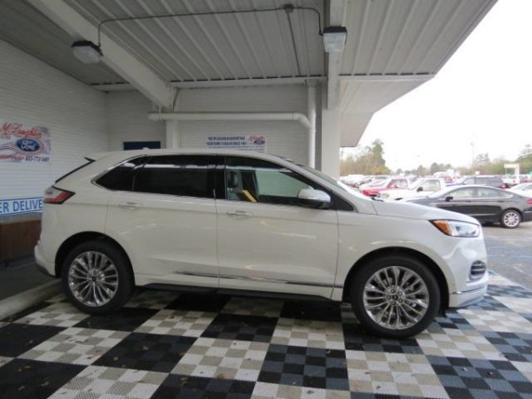 2020 Ford Edge in Sumter, SC