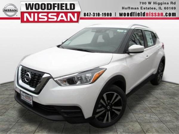 2019 Nissan Kicks in Hoffman Estates, IL