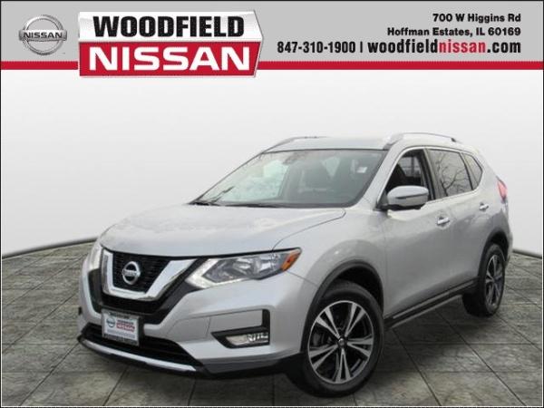 2017 Nissan Rogue in Hoffman Estates, IL