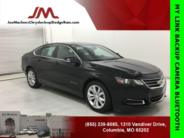 2017 Chevrolet Impala LT with 1LT For Sale in Columbia, MO