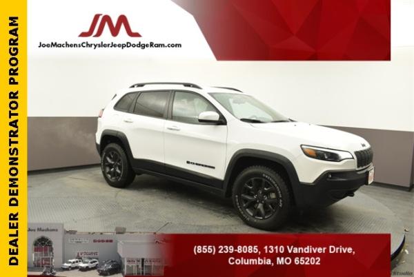 2020 Jeep Cherokee in Columbia, MO