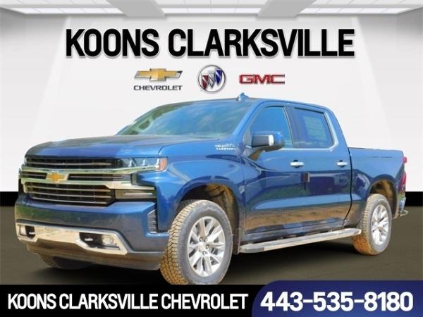 2019 Chevrolet Silverado 1500 in Clarksville, MD