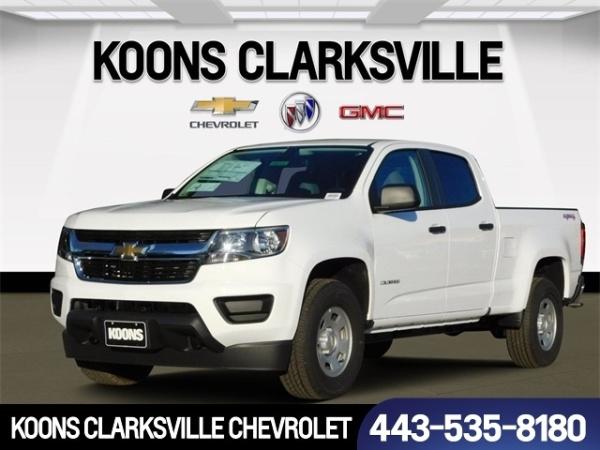 2020 Chevrolet Colorado in Clarksville, MD
