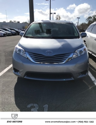 Used Toyota Sienna For Sale In Jacksonville Fl 66 Used Sienna