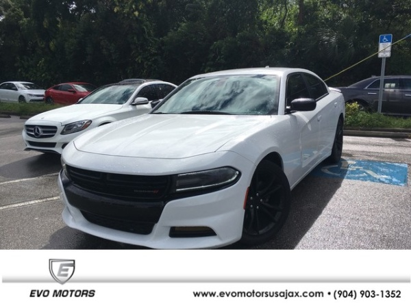 2016 Dodge Charger in Jacksonville, FL
