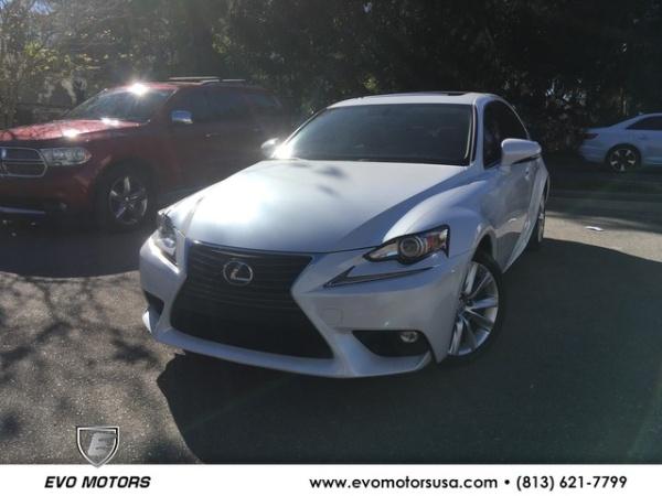 2016 Lexus IS in Jacksonville, FL