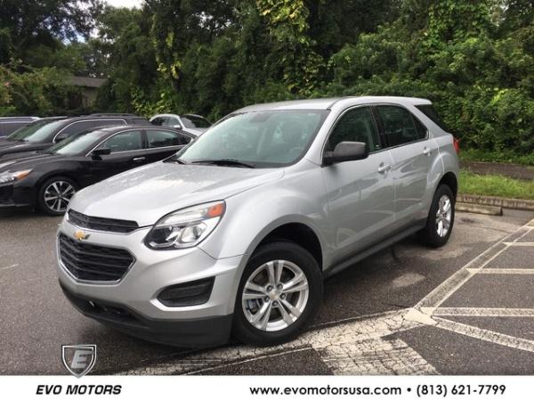 2017 Chevrolet Equinox in Jacksonville, FL