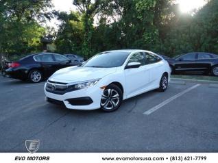 2016 Honda Civic Lx Sedan Cvt For In Jacksonville Fl