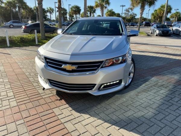 2018 Chevrolet Impala Premier