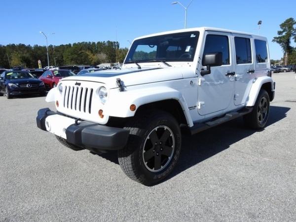 2012 Jeep Wrangler Altitude