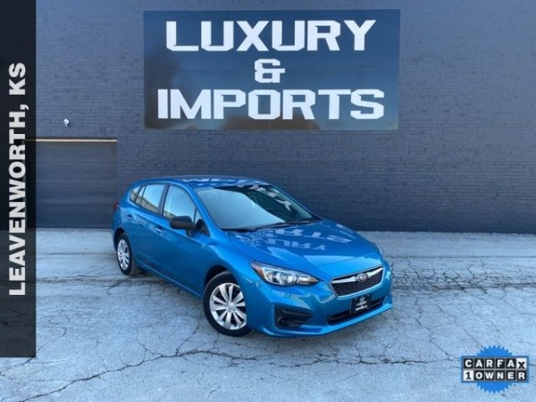 2019 Subaru Impreza in Leavenworth, KS