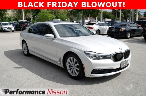 2017 BMW 7 Series 740i xDrive