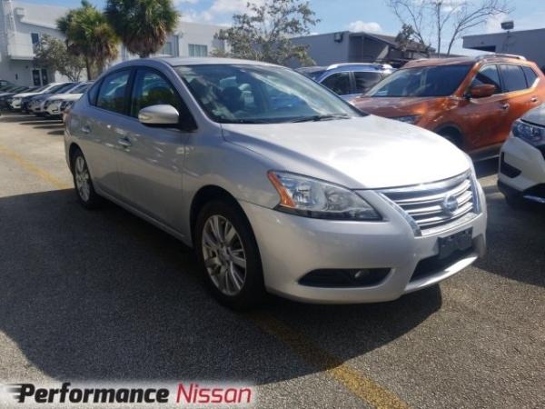 2014 Nissan Sentra in Pompano Beach, FL