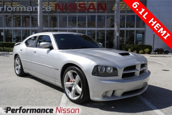 2008 Dodge Charger SRT-8