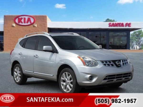2012 nissan rogue sl fwd for sale in santa fe nm truecar - 2012 nissan rogue exterior colors ...