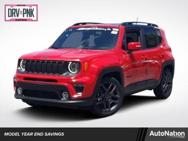 2019 Jeep Renegade in Pembroke Pines, FL