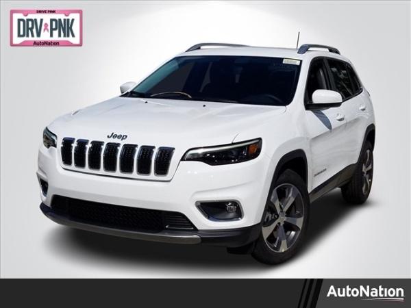2020 Jeep Cherokee in Pembroke Pines, FL
