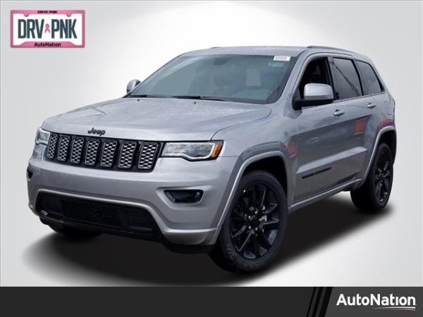 2020 Jeep Grand Cherokee in Pembroke Pines, FL