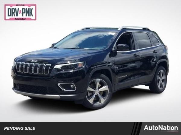 2019 Jeep Cherokee in Pembroke Pines, FL