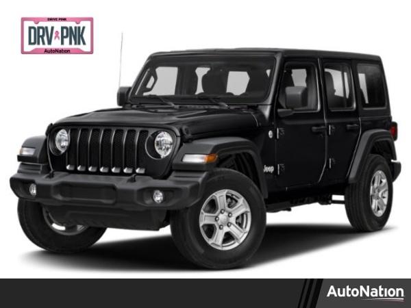 2020 Jeep Wrangler in Pembroke Pines, FL