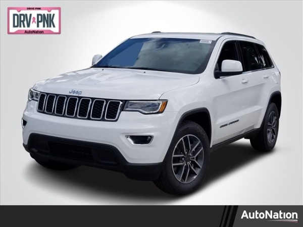2020 Jeep Grand Cherokee in Pembroke Pines, FL