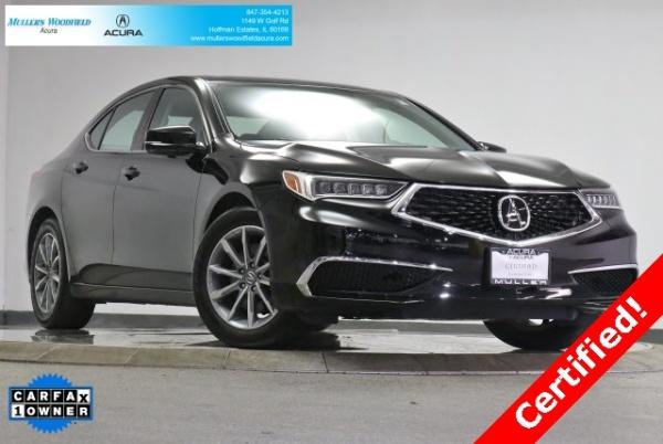 2018 Acura TLX in Hoffman Estates, IL